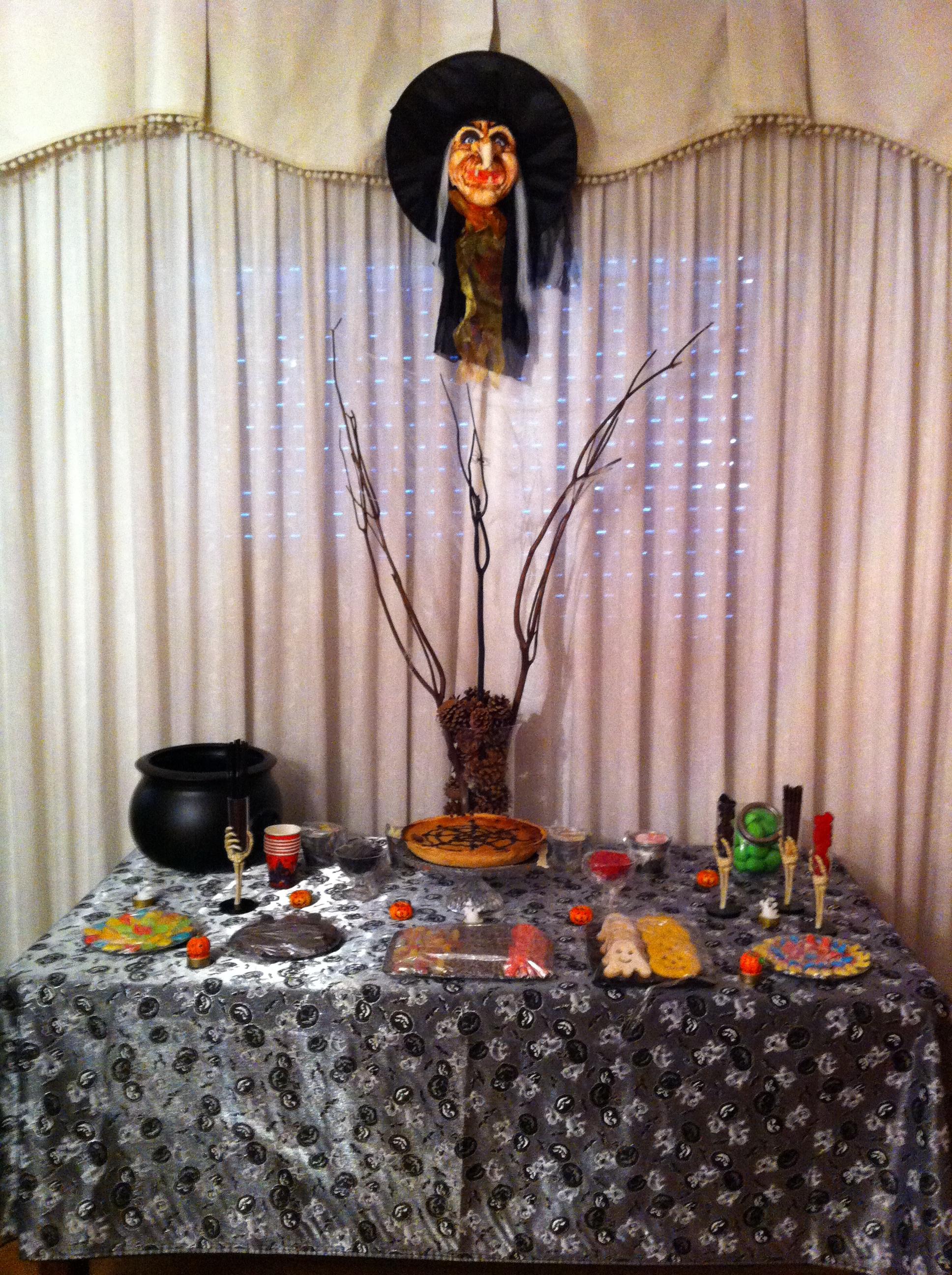 Animaci n especial halloween - Decoracion halloween infantil ...